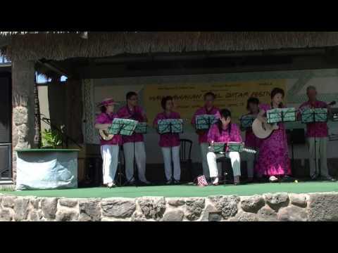 Yokohama Hawaiian Music Band  -  My Orchid Lei