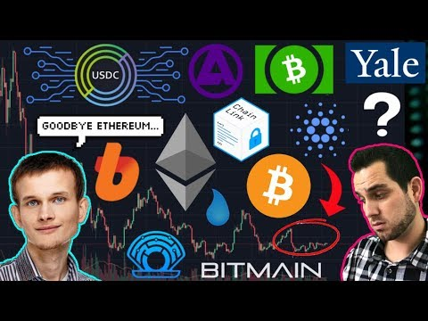 Vitalik Leaving Ethereum? Experts Call $BTC Bottom! Yale Invests In Crypto Fund | Bithumb DEX