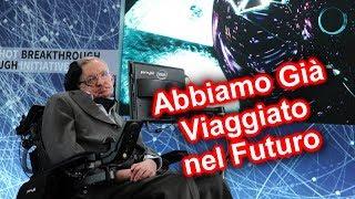 10 Teorie sui Viaggi nel Tempo di Stephen Hawking