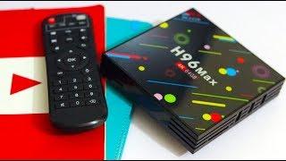 H96 Max 4k Android TV Box