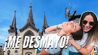SUBIMOS LA CATEDRAL MÁS ALTA DE COLOMBIA *NO MIREN ABAJO* - DosRayos