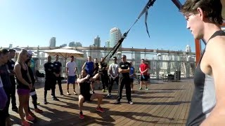 KO8 Functional Movement Certification Burj Club, Burj Khalifa Dubai!