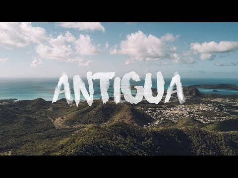Antigua, Caribbean Paradise  [4K]