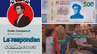 Drake Bell se entrega al español en Twitter