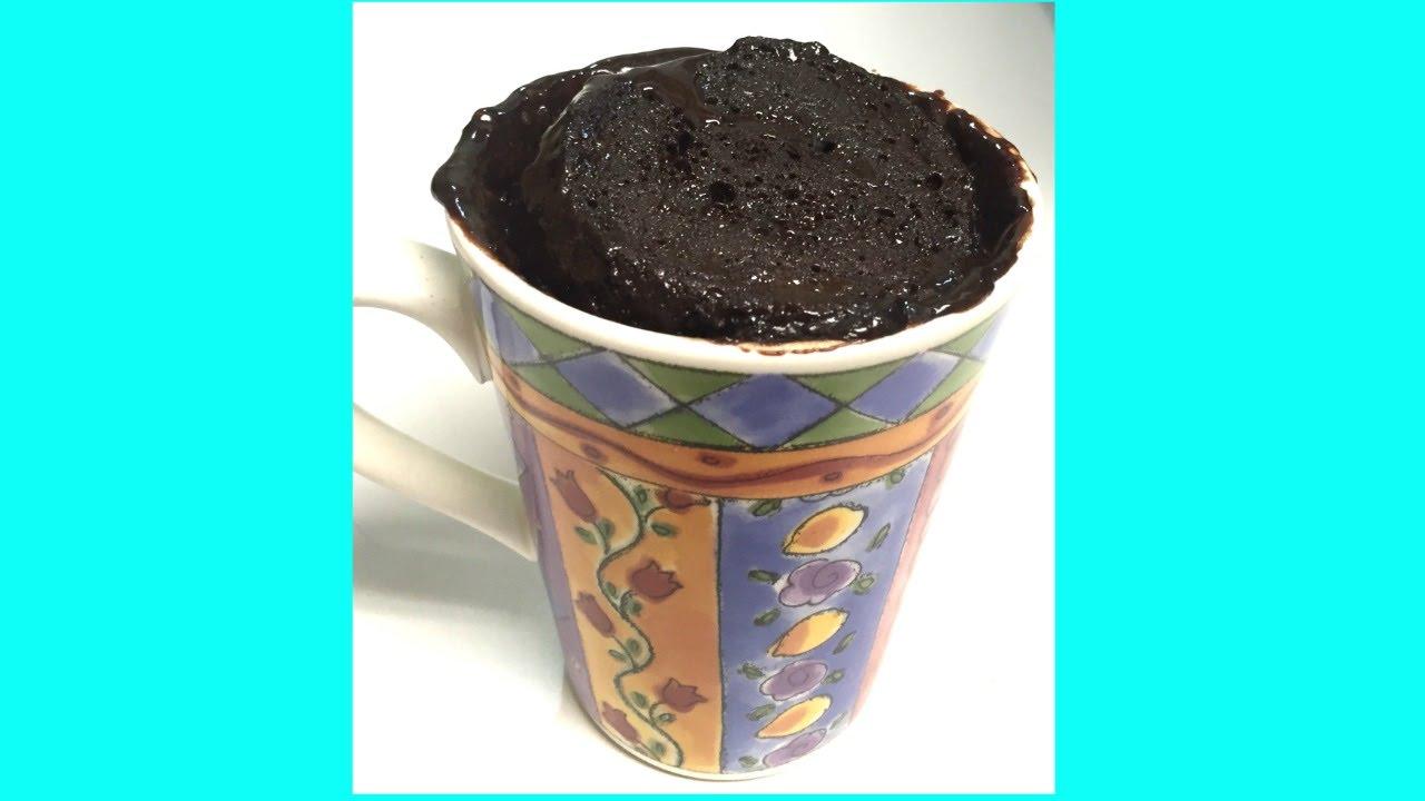 3 Ingredient Mug Cake