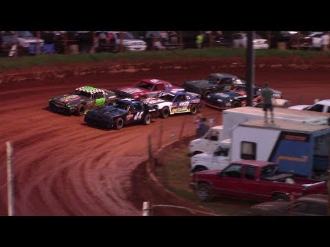 Winder Barrow Speedway  Stock Eight Cylinders 9/1/18