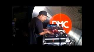 1st Place DJ Codax - 2012 World DMC DJ Championships - South African Final
