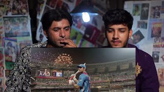 Pakistani Reacts To   M.S.Dhoni The Untold Story   Sushant Singh Rajput   Reaction Express