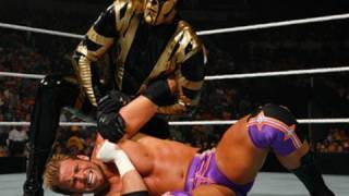 WWE Superstars: Goldust vs. Zack Ryder