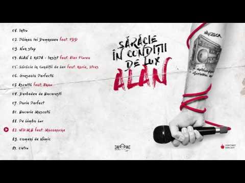 12.  ALAN - W.G.M.B. (feat. Macanache)