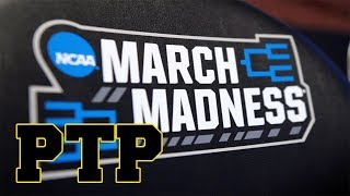 March Madness Bracket Preview Reaction