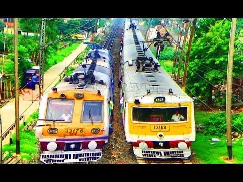2 Integral Coach Factory (ICF) coaches 31816/Krishnanagar City Jn Sealdah 31611/Sealdah-Ranaghat Jn