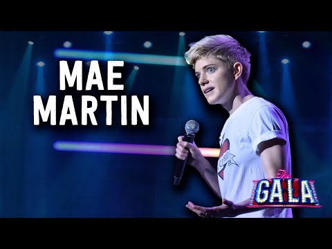 Mae Martin - 2017 Melbourne International Comedy Festival Gala