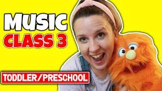 Kids Music Class Full class for preschool toddlers babies online