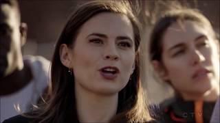 Conviction 1x10 scene