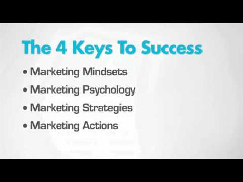 The 4 Keys Of Marketing Success