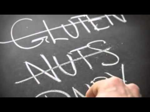 Food allergy laws enforced in restaurants and takeaways - YouTube