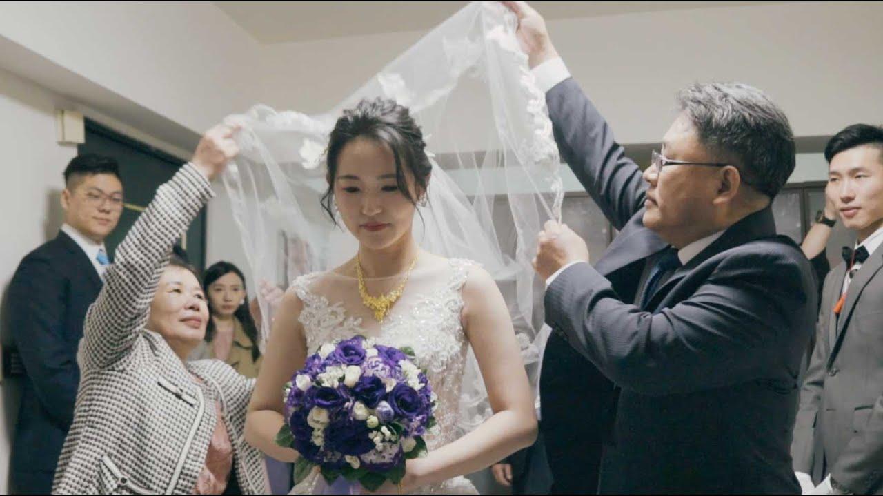Yichen&Tzuling Wedding SDE/婚禮快剪快播