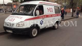 Ողբերգական դեպք Երևանում  53 ամյա Toyota ի վարորդը հանկարծամահ է եղել և բախվել 3 ավտոմեքենաների