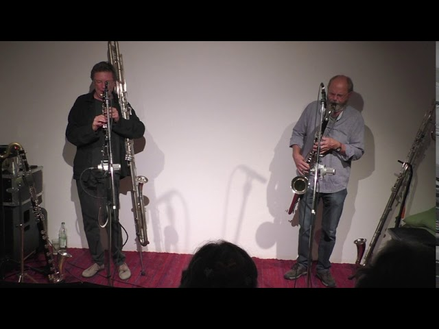 Udo Schindler & Ove Volquartz - 88. Salon (Munich), part 4
