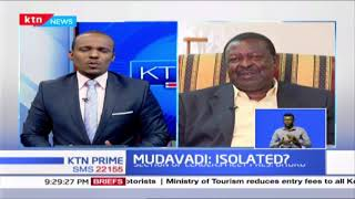Is Musalia Mudavadi an isolated leader?