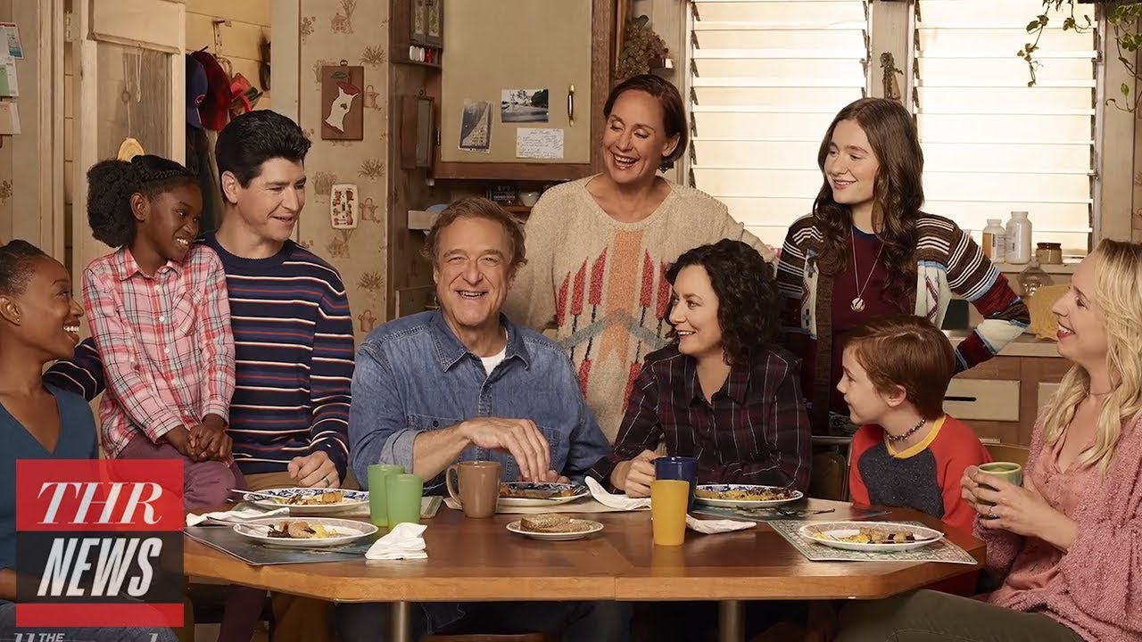 Things to Know About ABC's 'The Conners' | THR News