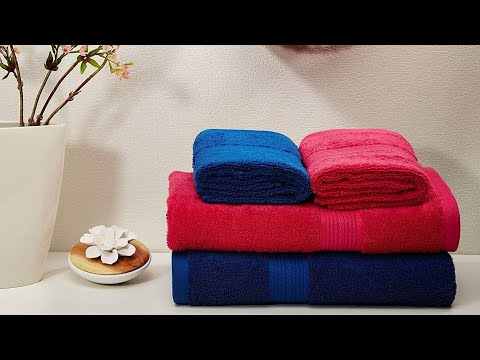 Buy Bath Towels Online At Best Prices In India // Bath Towels: Buy Bath Towels Online At Best Prices