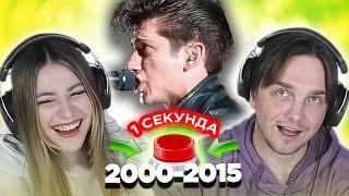 Инди-музыка 2000-2015 \ УГАДАЙ ПЕСНЮ за 1 секунду \ Arctic Monkeys и другие