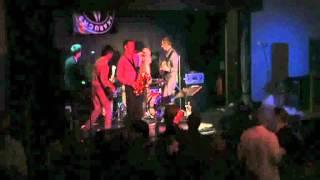 Skabucks- Nightboat to Cairo- live at Cadbury