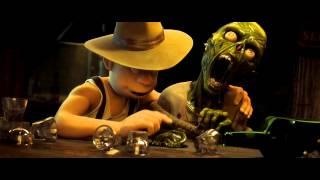 [трейлер] Головорез The Goon (2013) мультфильм, ужасы, боевик, комедия, приключения