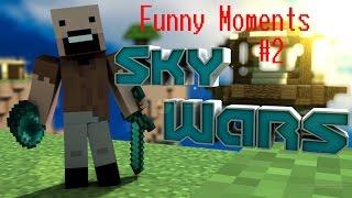 Minecraft - Hypixel Skywars Funny Moments #2