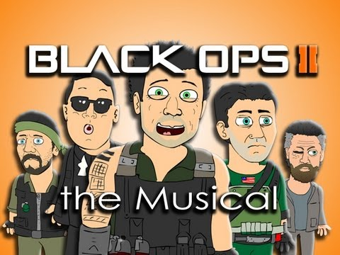 "♪ BLACK OPS 2 THE MUSICAL - PSY ""Gangnam Style"" Parody"
