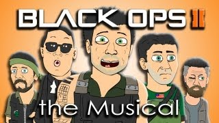 Repeat youtube video ♪ BLACK OPS 2 THE MUSICAL - PSY