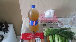 Русская еда в Таиланде.  Сколько стоит приготовить окрошку.