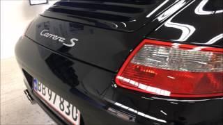 Detailing - Porsche 911 S - Max Protect UNC V2