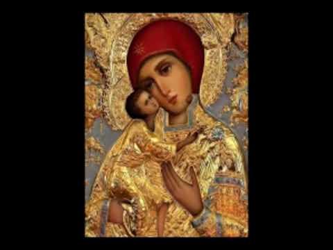Замучи се Божија Мајка
