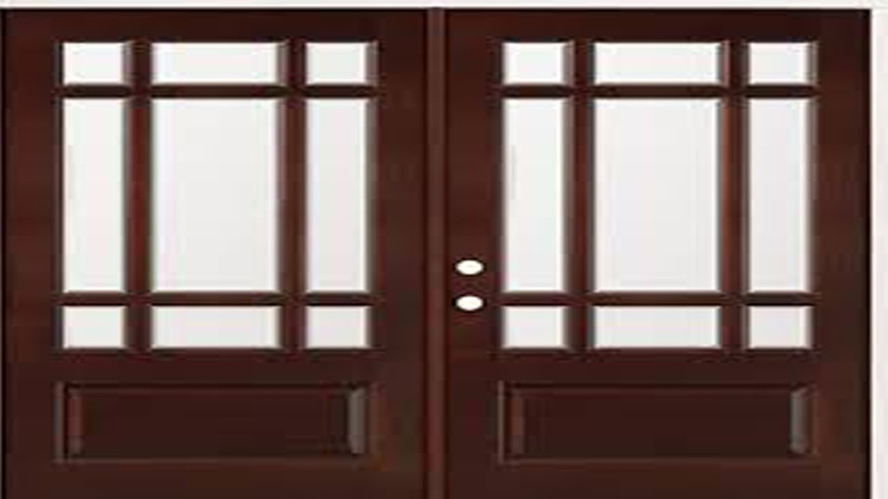 Beautiful Living House Doors Designs Youtube