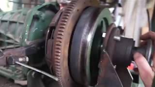 Модернизация сцепления минитрактора часть4