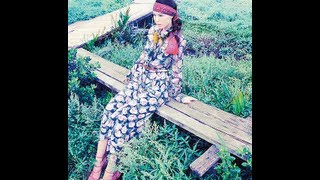 Angelina A 洪子崎 ME MAGAZINE FASHION FEATURE 231- FLORAL GARDEN