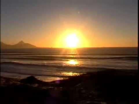 Zuid-Afrika, Kaapstad, Sunset Beach
