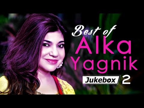 Alka Yagnik Hit Songs HD  JukeBox 2  Top 10 Alka Yagnik Songs  Evergreen Hindi Songs