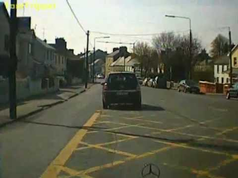 Road trip from Ballinasloe Co. Galway to Loughrea Co. Galway