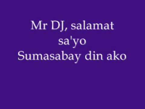 Mr. DJ - Sharon Cuneta