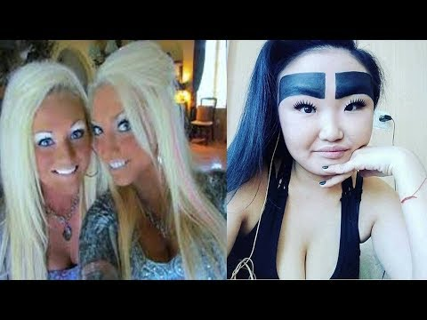 New Types of Make Up on Instagram