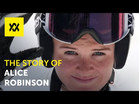 ALICE ROBINSON - The Inspiring Story Of A Young Alpine Ski Racer From The Völkl Ski Racing Team