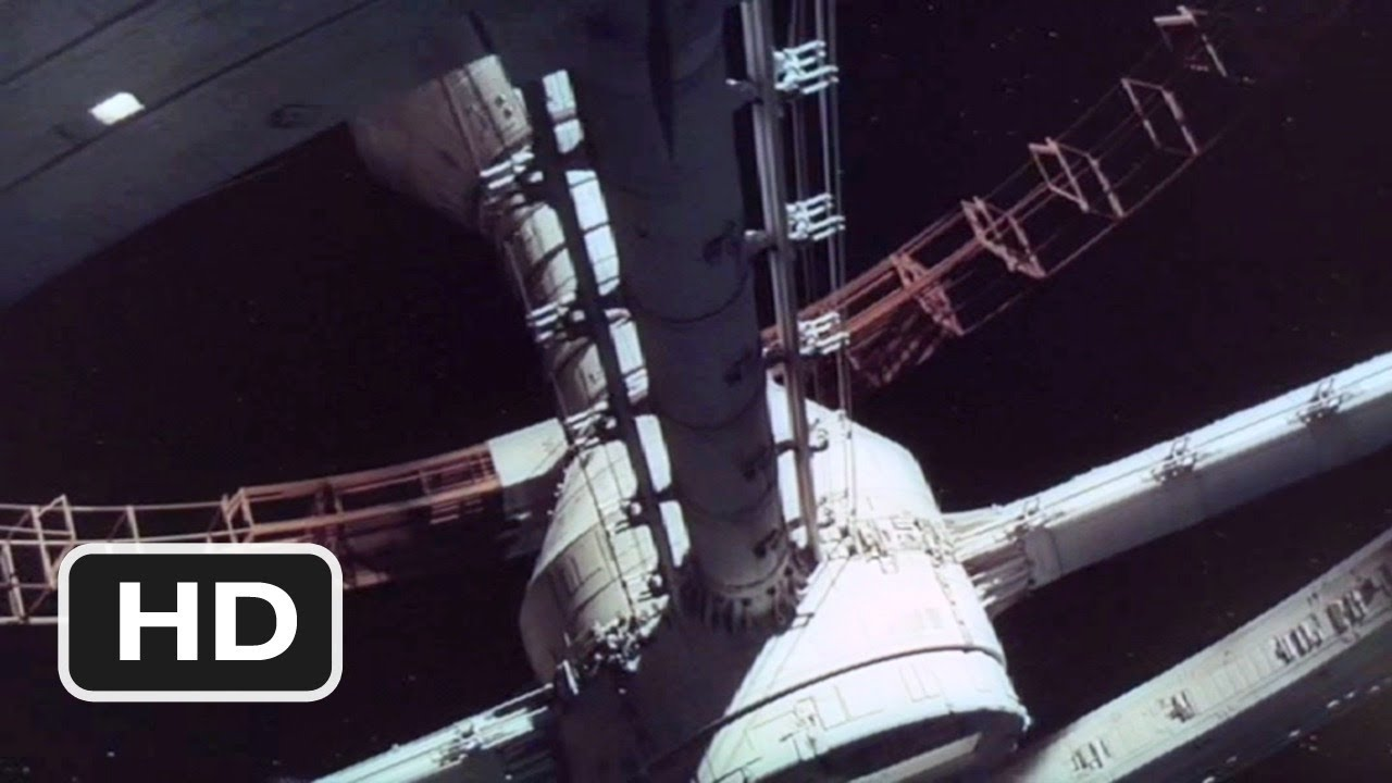 画像: 2001: A Space Odyssey Official Trailer #1 - (1968) HD youtu.be