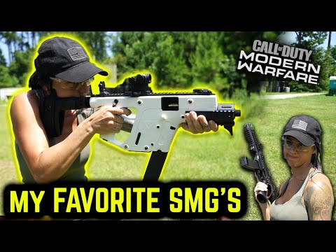 My Favorite Real Life SMG's! *Call of Duty* from YouTube · Duration:  15 minutes 18 seconds