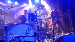 Stearica, full set 2of4 live Barcelona 06-11-2015, Aloud Music Festival, La2 Apolo