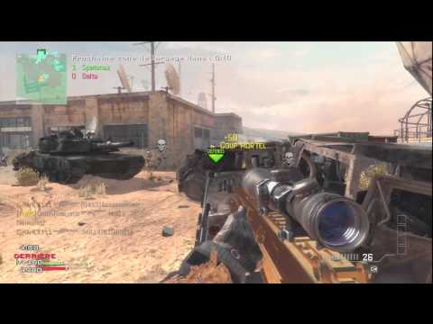 Mw 3 | Quad feed with barrett in Dome , By Ishark .