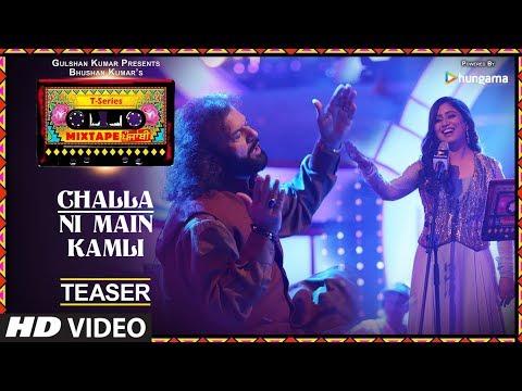 T-Series Mixtape Punjabi: Challa / Ni Main Kamli (Teaser) | Hans Raj Hans | Harshdeep Kaur